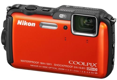 Nikon COOLPIX AW120 Review