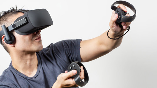Up close with Oculus Rift 2016