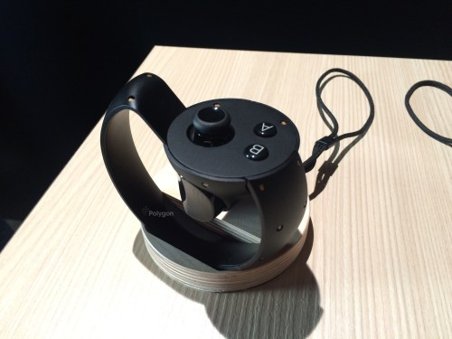 Oculus Touch: up close with the next-gen VR controller