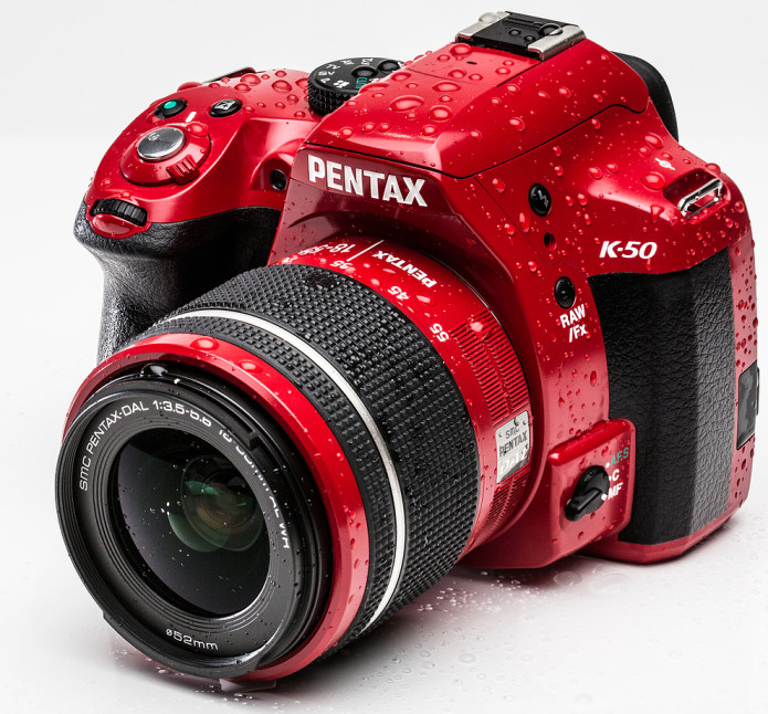 Pentax K-50 and K-500 review: Lots of photo features but pics disappoint