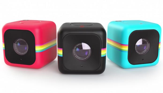 Polaroid's tiny Cube camera now packs WiFi