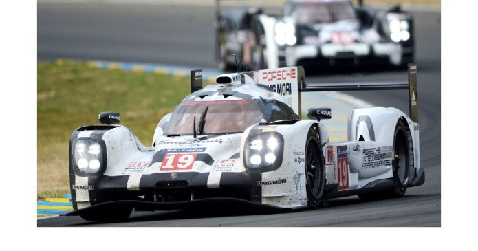 Porsche breaks Audi's 24 Hours of Le Mans 5-year record