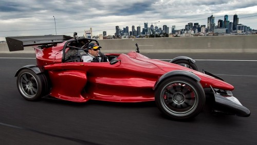 Quantum GP700 rockets to 62mph in 2.6 seconds