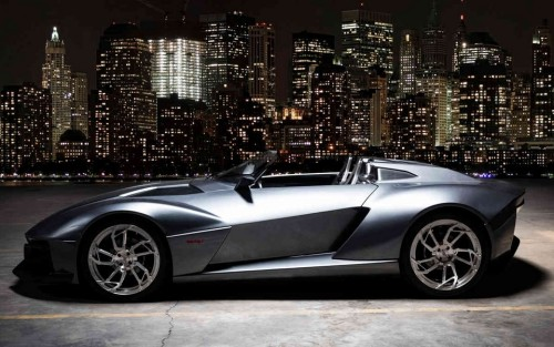 Rezvani Beast Combines Barebones Design With A 500-HP Engine