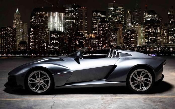 Rezvani Beast Combines Barebones Design With A 500-HP Engine