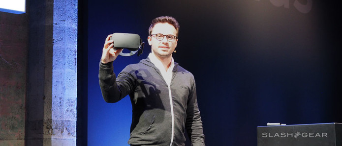 This is Oculus Rift