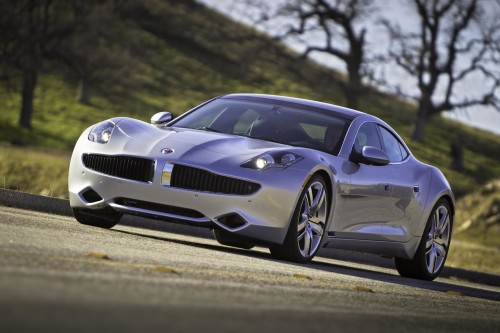 Fisker said to reboot with new Elux model, California factory