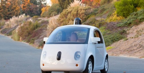 California releases data on accidents involving self-driving cars