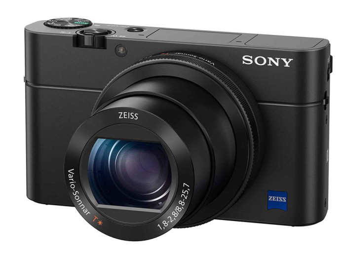 Sony RX100 IV brings 960fps slo-mo and 16fps continuous shooting to advanced compacts