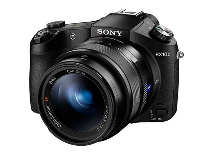 Sony updates RX10 II fast-lens point-and-shoot with speed, slow-mo, 4K