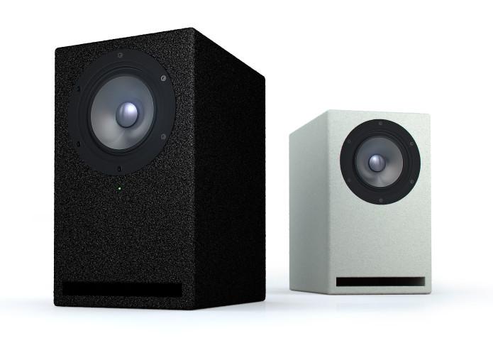 Square Root loudspeaker promises no distortion