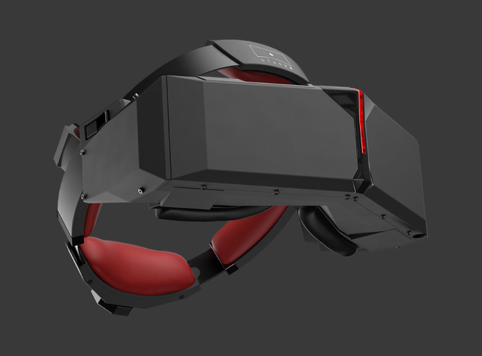 StarVR is a QHD headset with an ultra-wide field of view
