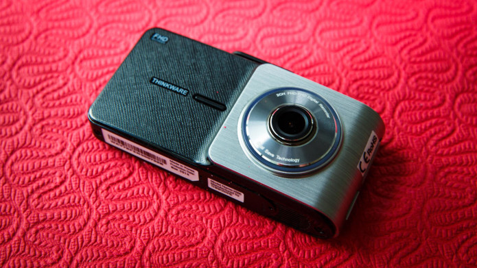 Thinkware Dash Cam X500 review: Thinkware Dash Cam X500 records collisions, warns of speed cameras