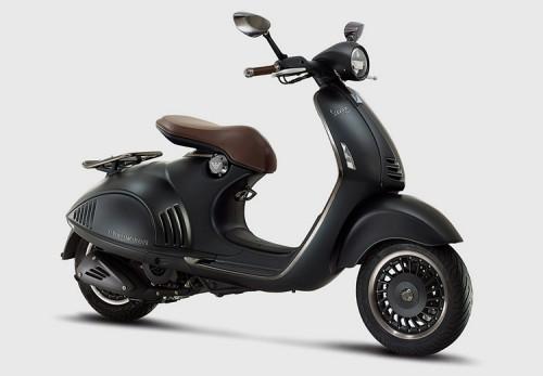 Vespa 946 Emporio Armani: Fashionistas, Your Scooter Is Here