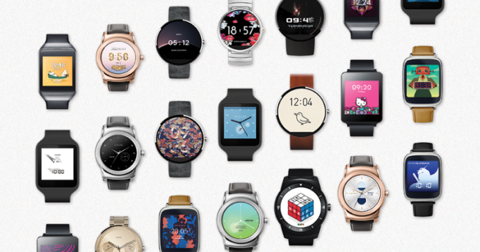 Hello Kitty, B&O, Kevin Tong grace Android Wear faces