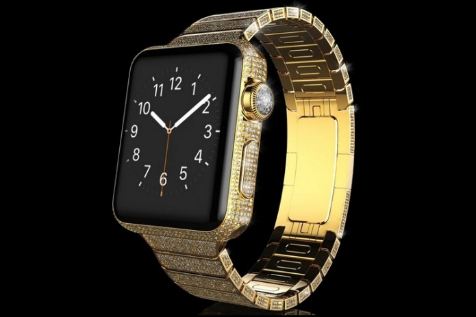 Someone Had To Do It: The World's Most Expensive Apple Watch