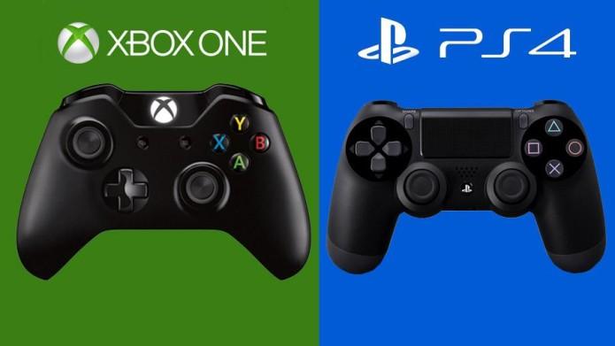 Xbox One vs PlayStation 4: Next-gen showdown