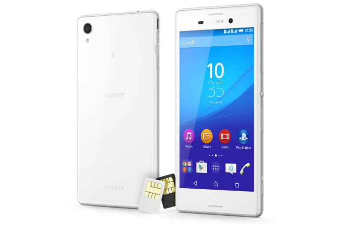 Waterproof 8GB Sony Xperia M4 Aqua isn't bloatware-proof