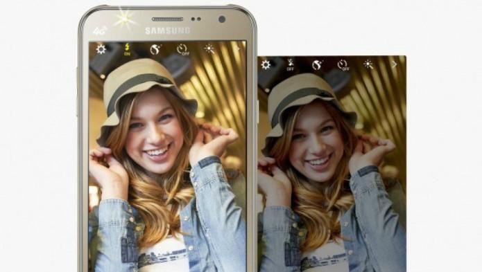 Samsung announces mid-range Galaxy J5 and Galaxy J7