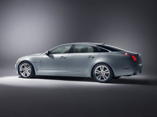 Jaguar XJ flagship is distinctive luxury style