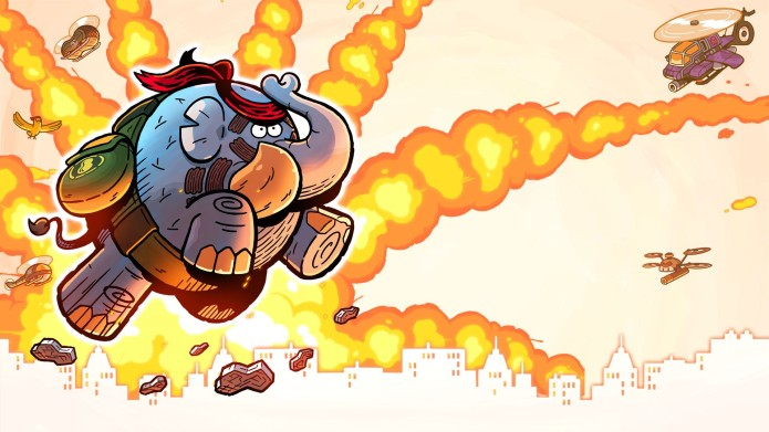 SEGA And GameFreak's Tembo the Badass Elephant Stampedes Onto Consoles And PC This Month