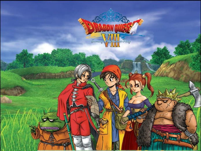 Dragon Quest VIII on Nintendo 3DS will have a Camera Mode
