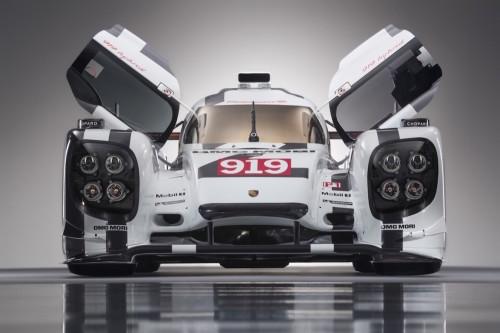 Porsche 919 Street Revealed As 900-Horsepower Hypercar Never Built