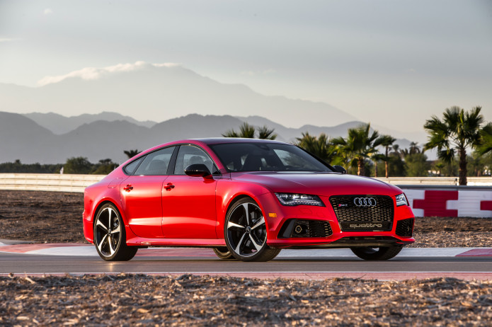 Audi puts self-driving car on diet to persuade politicians