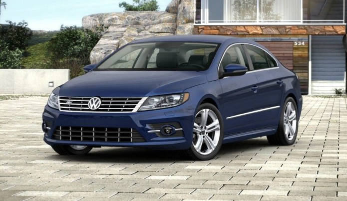 2015 Volkswagen CC review: Volkswagen CC a pretty face with little substance