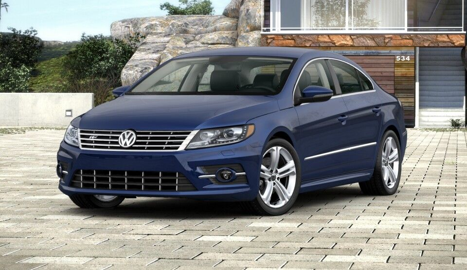2015 volkswagen cc review volkswagen cc a pretty face. Black Bedroom Furniture Sets. Home Design Ideas