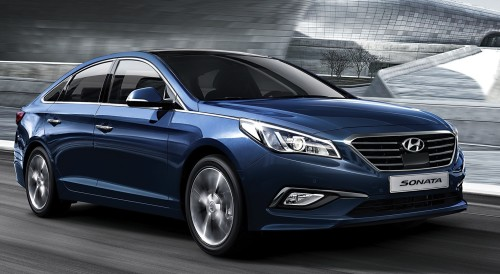 2015 Hyundai Sonata Sedan Review