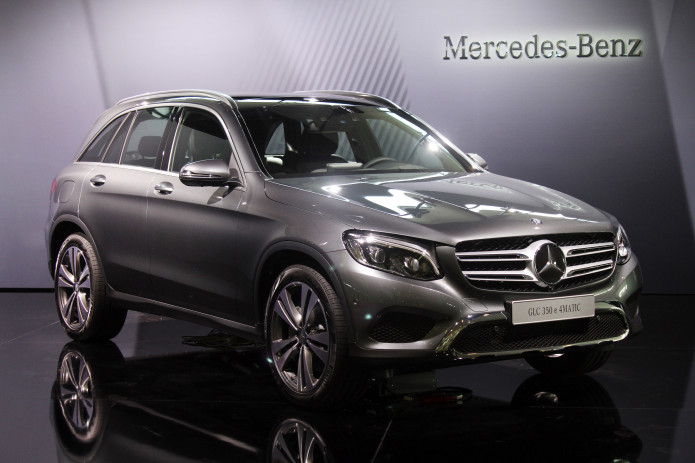 Mercedes-Benz GLC set to roil local market