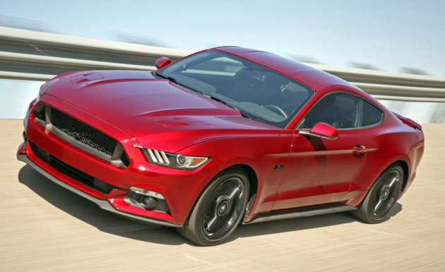 The American muscle car is not dead