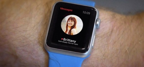 Tinder clone for Apple Watch uses heartbeat to determine matches