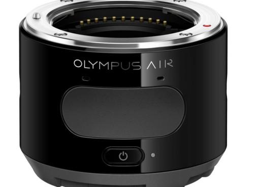 Olympus Air A01 first-impressions: Modular Micro 4/3