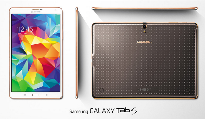 Samsung's next Galaxy Tab S should be a whole lot wider