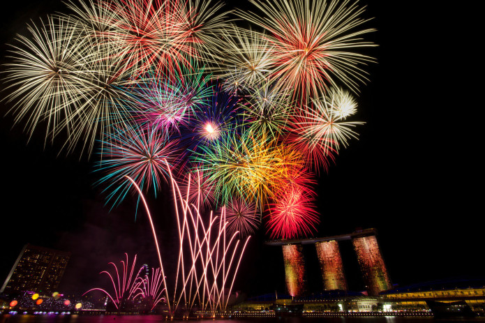How to photograph Fourth of July fireworks with your iPhone