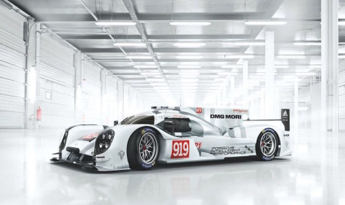 Porsche sold a 919 Hyrbid replica model for over $100k