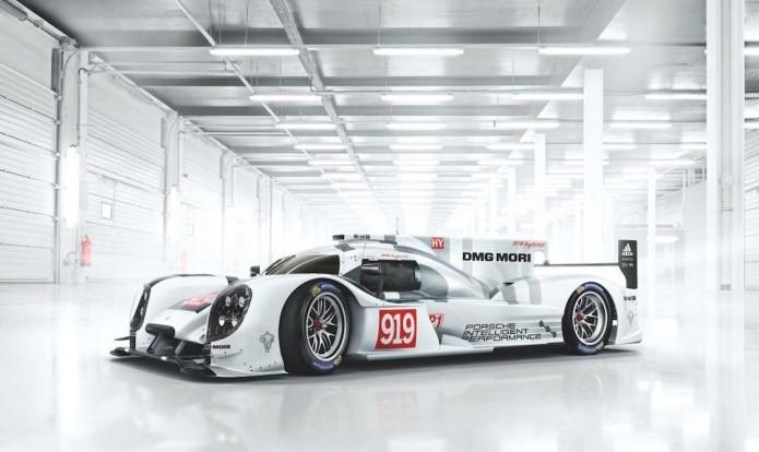 Porsche sold a 919 Hyrbid replica model for over $100k