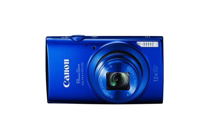 Canon PowerShot ELPH 170 IS Review