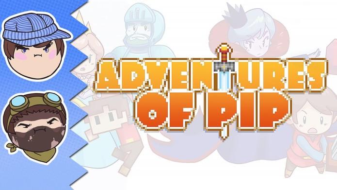 Adventures of Pip – Behind the Scenes