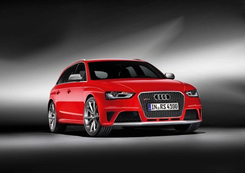 Audi's next generation RS4 is coming soon and America could get its first wagon version