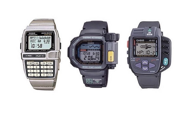 Casio to release smartwatch in early 2016