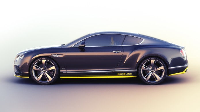 Bentley Continental GT Speed Jet Team Series