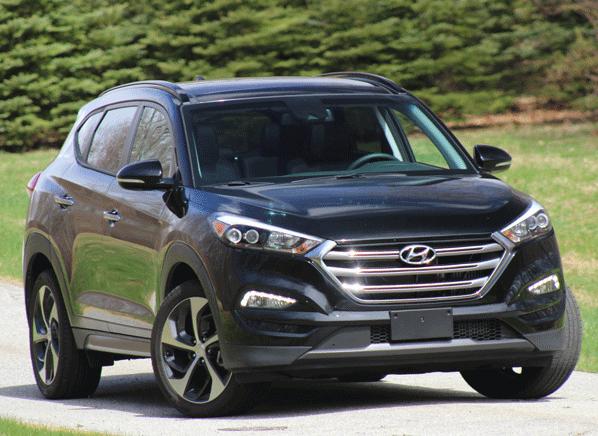 Hyundai jumps into SUV boom with sleek 2016 Tucson