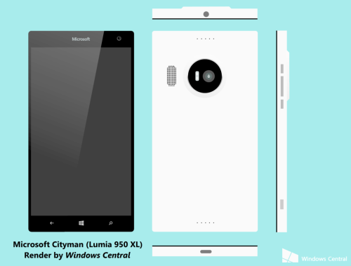 Next Lumia flagships to sport iris scanner, Surface Pen