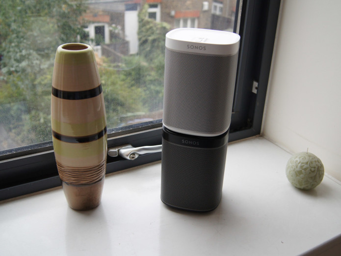 Sonos boosts PLAY:1, makes Google Play Music smarter
