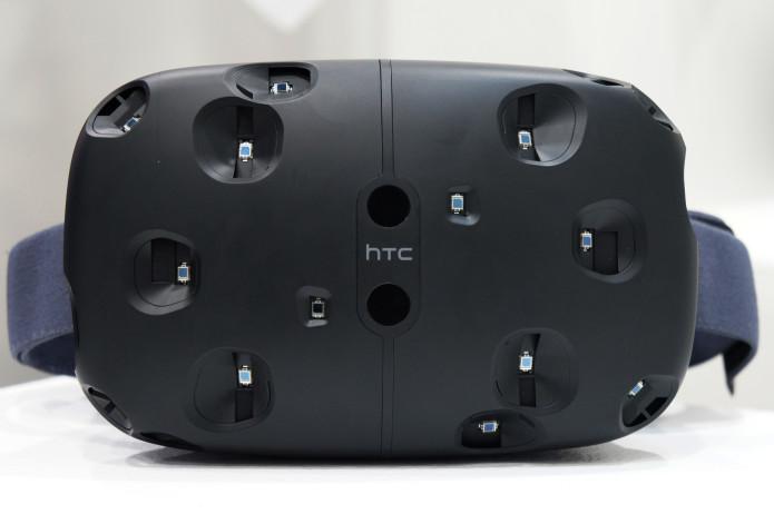 HTC takes its Vive virtual reality headset on a road trip