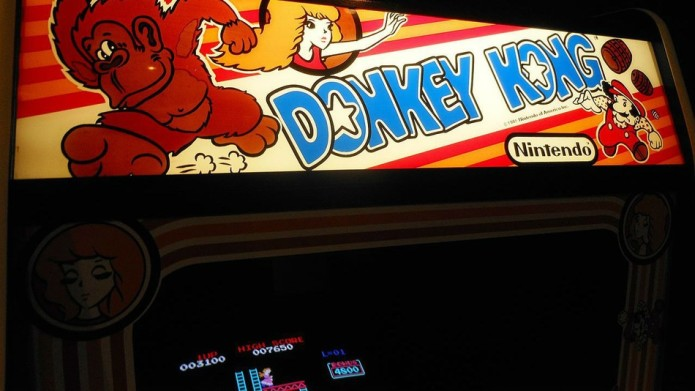 Nintendo's U.S. explosion started 34 years ago today, with Donkey Kong