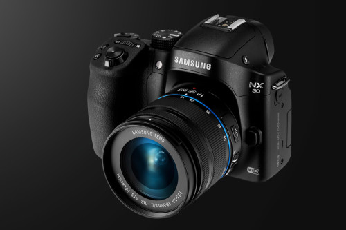 Samsung NX30 – Kit with 18-55mm Lens Review
